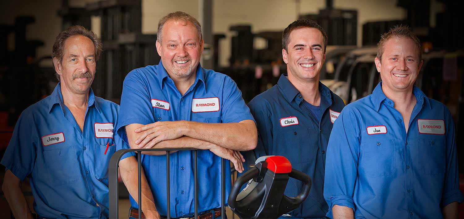Forklift Operator Training in Philadelphia (and area), New Jersey and Delaware