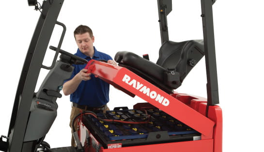 Forklift Repair Technician in Philadelphia, New Jersey and Delaware