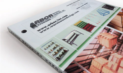 Arbor Allied Department Warehouse Products Catalog