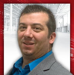 Meet the Pengate Handling Systems Team: Territory Salesman, Joe Sartiano