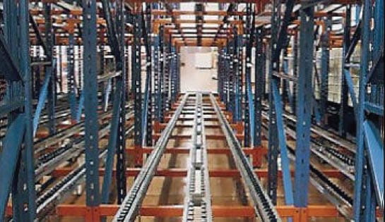 Arbor Deep Lane Pallet Storage