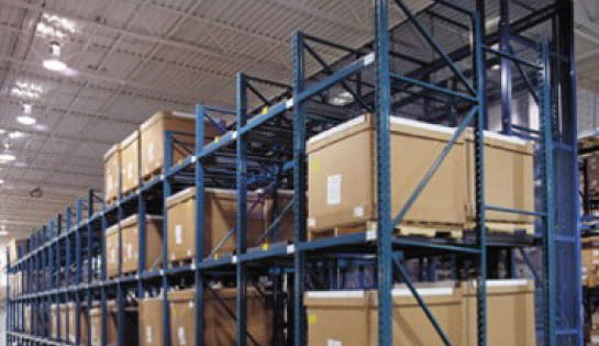 Arbor Double Deep Racking System