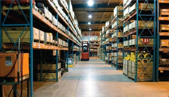 Arbor Storage Racking Warehouse