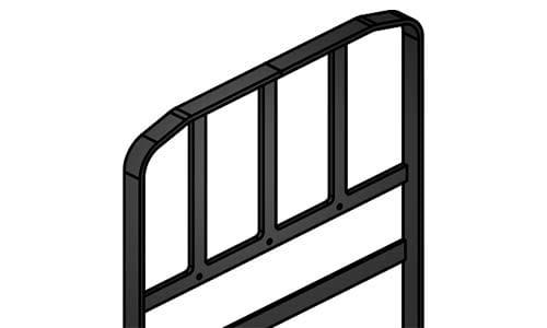 load backrest