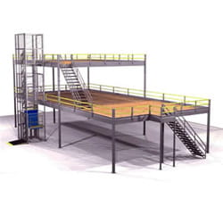 Arbor Allied Department Mezzanine Application