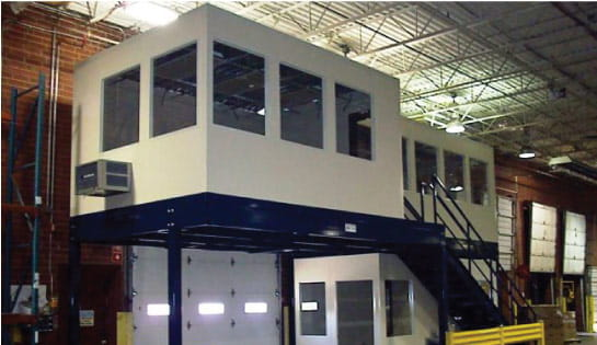 Arbor Allied Department Modular Office Application