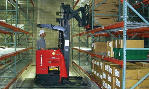 Racking and Pallet Storage Applications