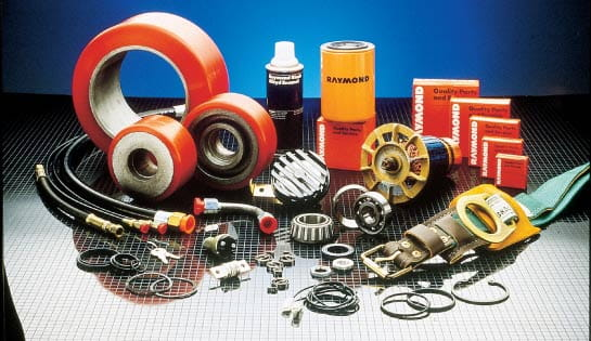 Raymond Forklift Parts