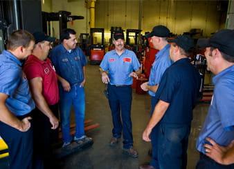 Service Technician Programs