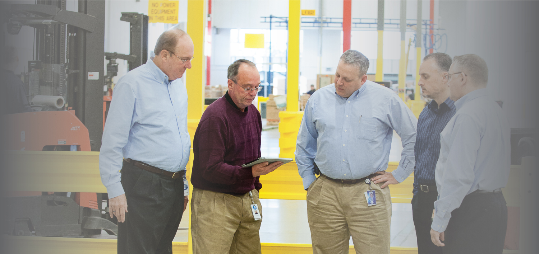 Warehouse Engineering Consultant