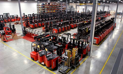 Need a forklift rental for a Philadelphia, New Jersey or Delaware warehouse operations? Call Arbor