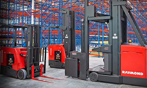 Forklift rentals experts serve the tristate area daily
