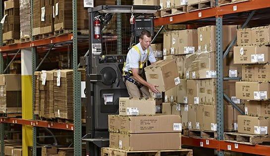 Raymond Forklift Rentals, pallet jack rentals, orderpicker rental, forklift rental