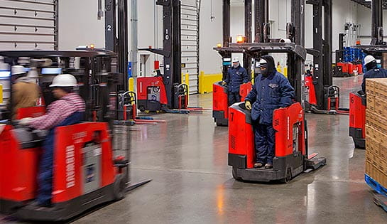 Forklift Rentals in Delaware are available from Arbor Material Handling