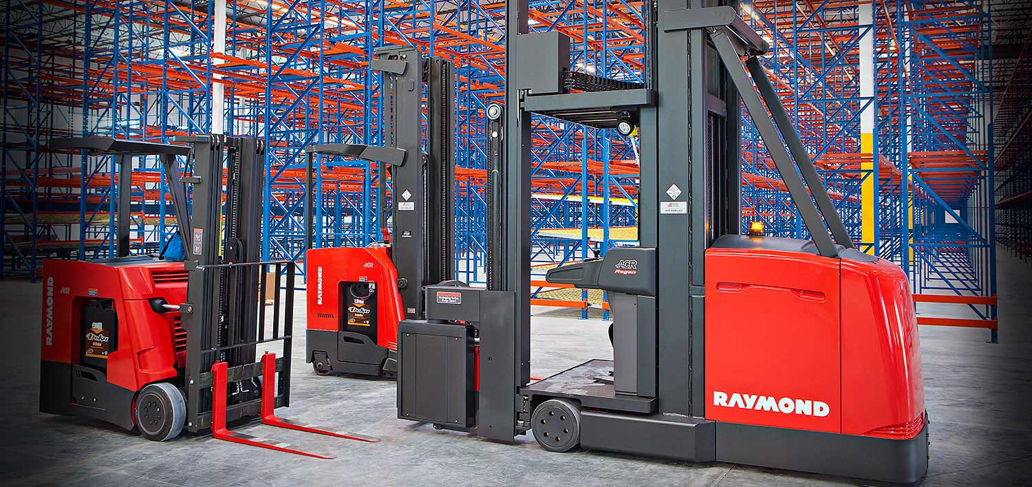 Forklift telematics for materials handling operations in Philadelphia and area, New Jersey and Delaware